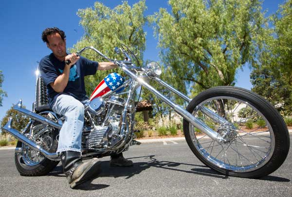 'Easy Rider' chopper at auction might be phony