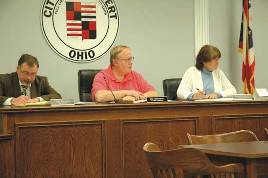 City Council makes short work of agenda