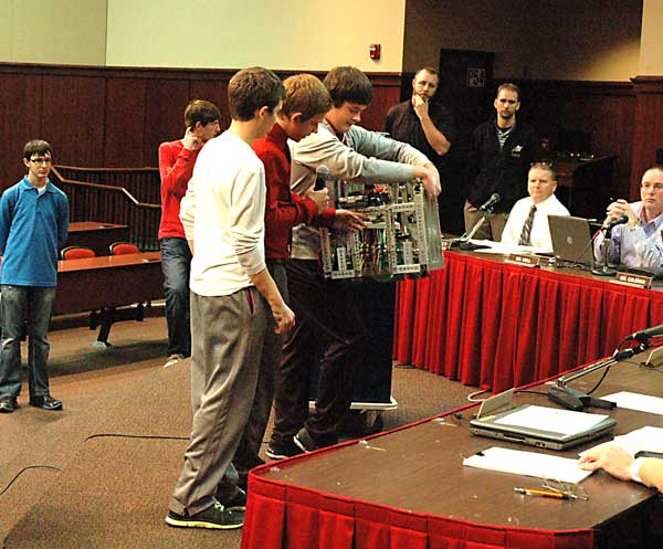 Van Wert City Schools Board makes agreement about Franklin Park