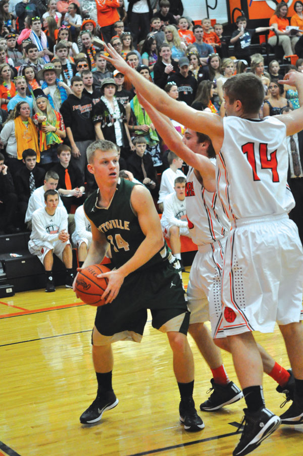 Ottoville too much for rival Fort Jennings
