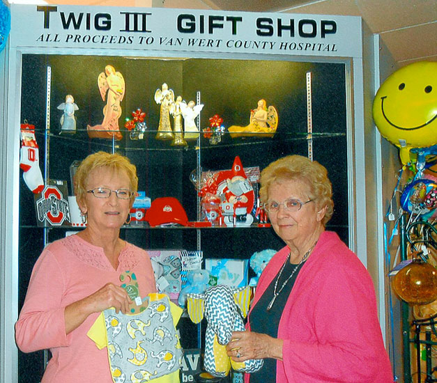Twig III meets, discusses gift shop