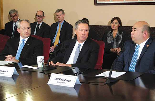 Kasich signs $71B, 2-year budget after vetoing 44 items