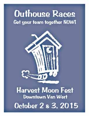 Outhouse Races planned for Harvest Moon Fest