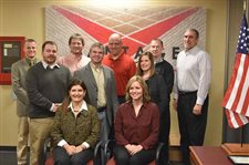 Vantage board holds February meeting