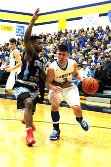 Cobbs has 26, LCC hands Lancers first loss of season