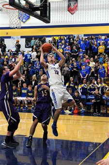 Lancers survive Ada, clinch outright NWC championship