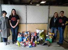 FCCLA supports shelter