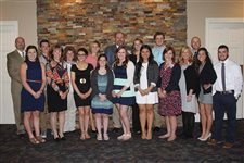 VW seniors honor teachers who made a difference