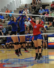 First set rally sparks Crestview past WT
