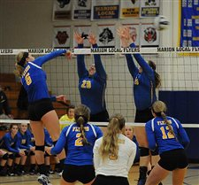 Sparkling season ends for Lady Lancers