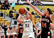 Big runs lead Minster past Parkway