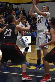 Miller boosts Lancers in win over Columbus Grove