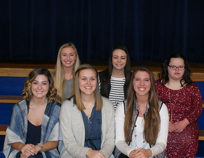 Crestview homecoming court announced