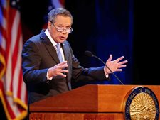 Ohio governor, ex-GOP presidential candidate, publishes book