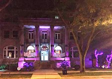 YWCA encourages houses, businesses to go purple for domestic violence