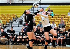 Panthers swept by Marion Local