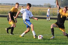 Lancers can't overcome early deficit in loss to Botkins