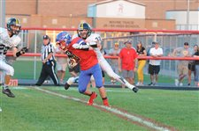 Raider defense smothers Fairview
