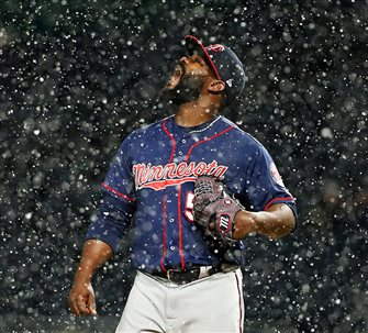 MLB serves up a frosty start to new season, more snow coming