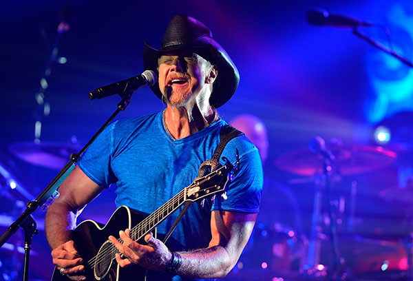 Trace Adkins will kick off NPAC season 12 on Sept. 9. (Photo submitted)