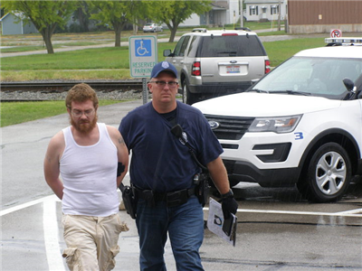 Pictured are those arrested. (All photos courtesy of Van Wert Police Department)