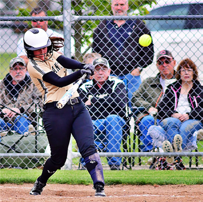 ROCKFORD — The Lady Panther's offense exploded on Thursday as Parkway won their Sectional. Four homeruns, four doubles and one triple fueled the dominating performance. Allie Ford had two homers herself. Macy Henkle threw a two-hit shutout with 12 strikeouts. Parkway will play Lincolnview on Tuesday in Elida starting at 4 p.m. (DHI Media/ Pat Agler)